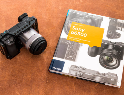 Andreas Herrmann: Sony a6500