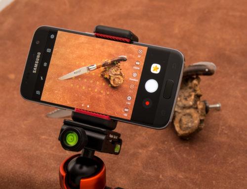 Sechs Tipps für bessere Messerfotos mit dem Smartphone