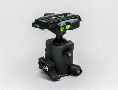 Universeller Kugelkopf mit Schnellwechselplatte: Manfrotto MH054M0-Q5