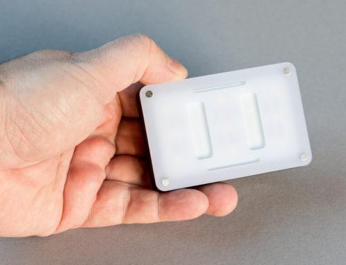 Leistungsstarke LED-Leuchte im Taschenformat: Aputure Amaran AL-M9