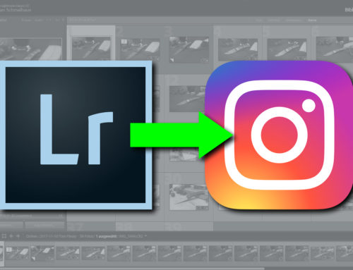Lightroom-Plugin: Messerfotos direkt auf Instagram veröffentlichen